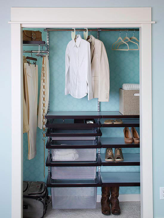Best ideas about DIY Closet Kit . Save or Pin DIY Wire Closet System Now.