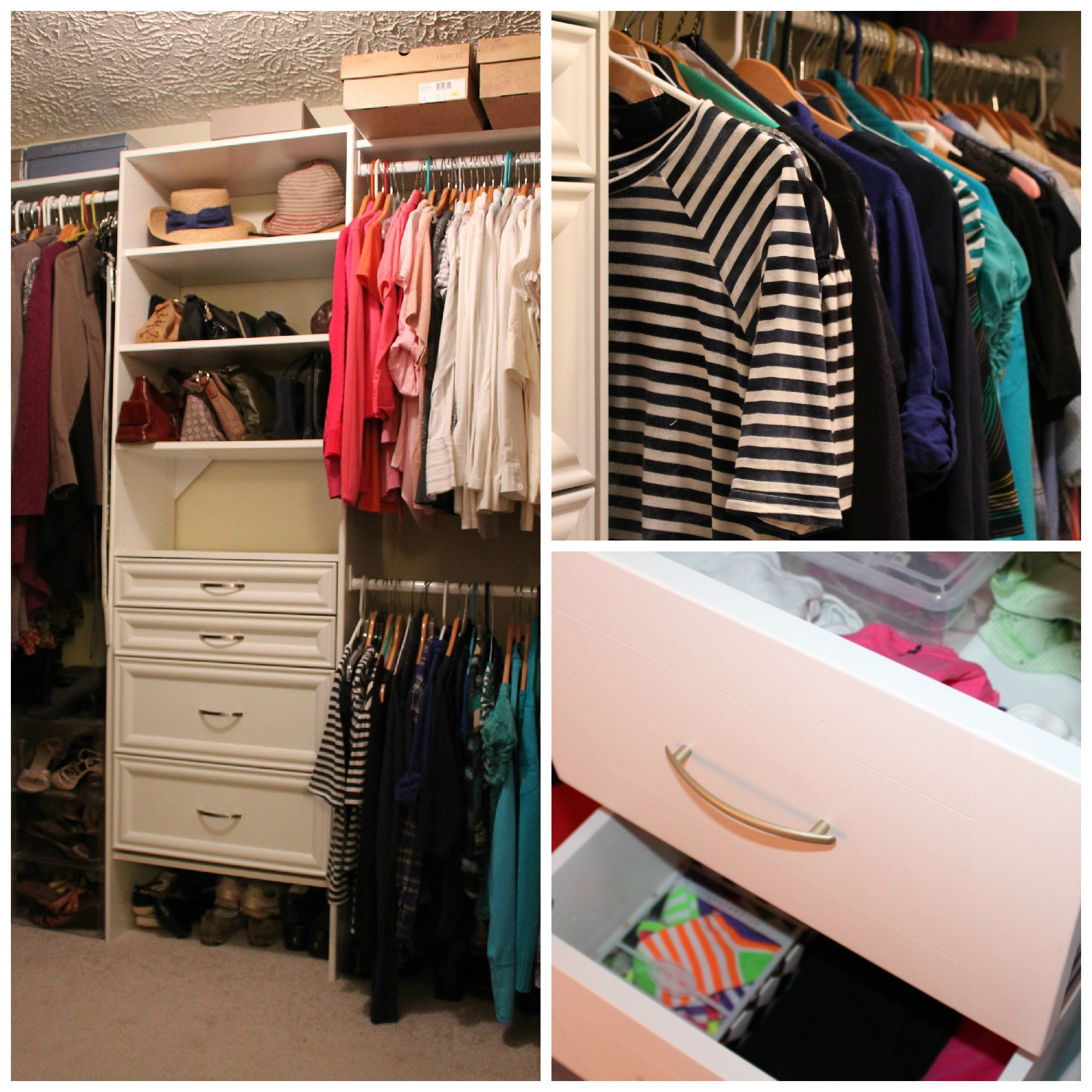 Best ideas about DIY Closet Kit . Save or Pin My 3 Favorite DIY Closet Systems Now.