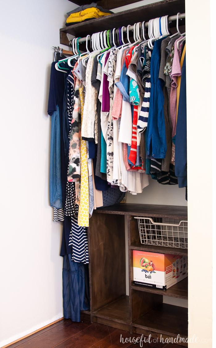 Best ideas about DIY Closet Organizer . Save or Pin DIY Plywood Closet Organizer Build Plans Houseful of Now.