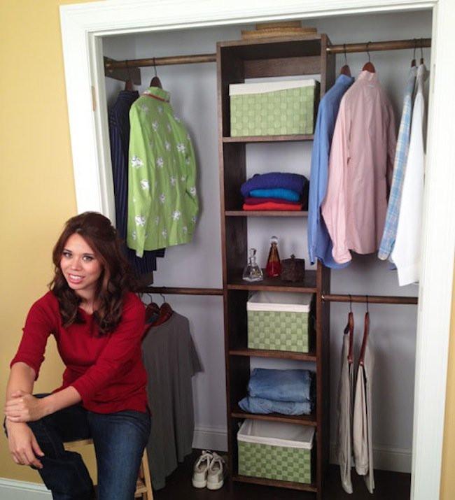 Best ideas about DIY Closet Rack . Save or Pin DIY Closet Organizers 5 You Can Make Bob Vila Now.