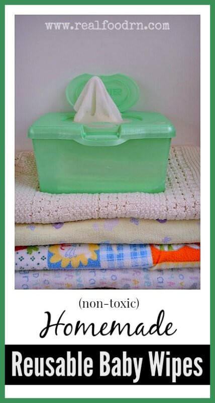 Best ideas about DIY Cloth Baby Wipes . Save or Pin Homemade Baby Wipes reusable Now.