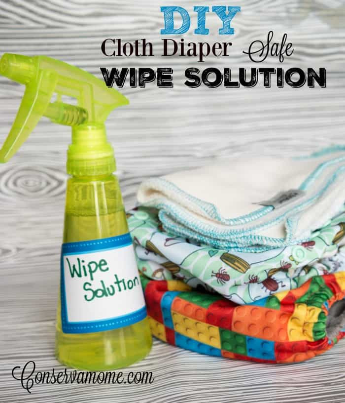 Best ideas about DIY Cloth Baby Wipes . Save or Pin DIY Cloth Diaper Safe Wipe Solution ConservaMom Now.