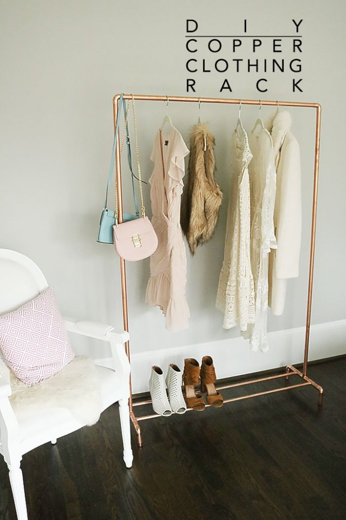 Best ideas about DIY Clothing Rack . Save or Pin DIY Copper Round Plant Stand Darling Darleen Now.