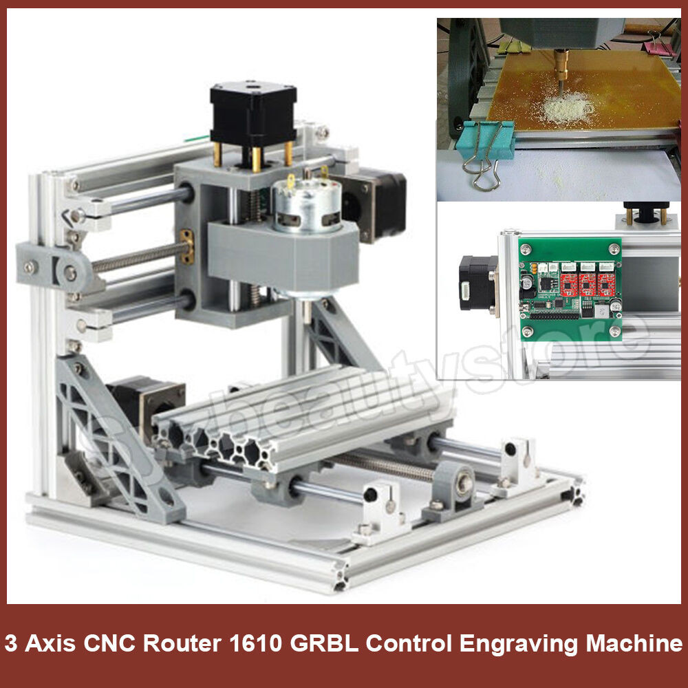 Best ideas about DIY Cnc Machine Kit . Save or Pin DIY CNC Router Kit USB Mini 3 Axis Wood Carving Engraving Now.