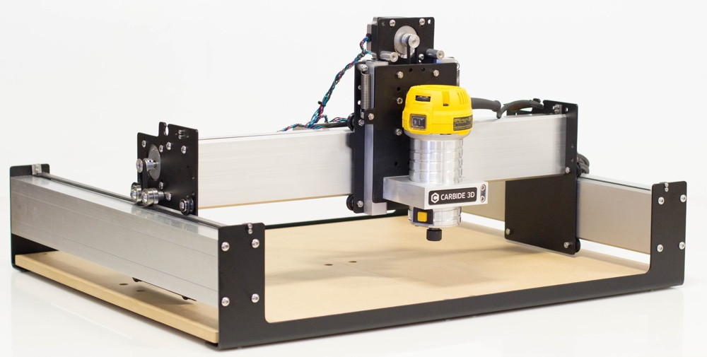 Best ideas about DIY Cnc Machine Kit . Save or Pin Carbide3D Shapeoko DIY CNC Router Kit Review & Build Now.