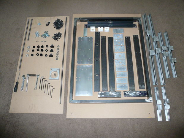 Best ideas about DIY Cnc Machine Kit . Save or Pin DIY CNC Router Now.