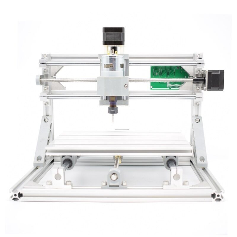 Best ideas about DIY Cnc Machine Kit . Save or Pin 3 Axis DIY CNC Router Kit Wood Engraving Milling Machine Now.