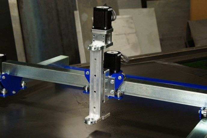 Best ideas about DIY Cnc Plasma Cutter Kits . Save or Pin Details About Diy Cnc Plasma Router Gantry Kit Nema 23 Now.