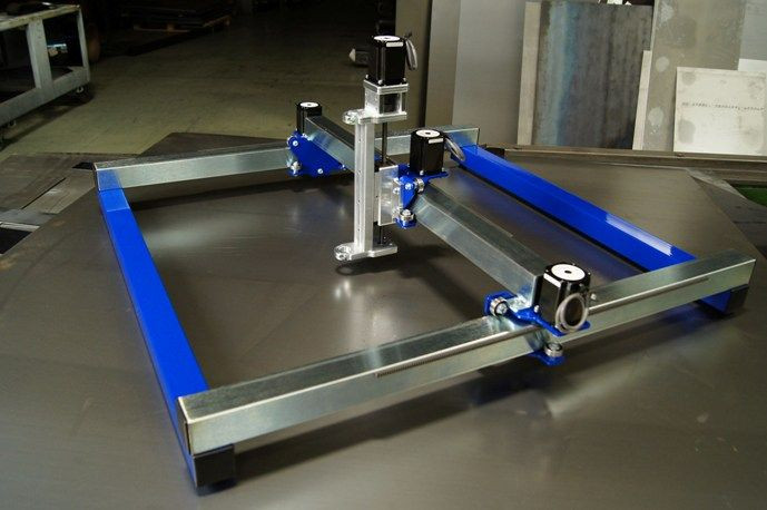 Best ideas about DIY Cnc Plasma Cutter Kits . Save or Pin DIY CNC PLASMA ROUTER CARRIAGE KIT NEMA 23 WITH BEARINGS Now.