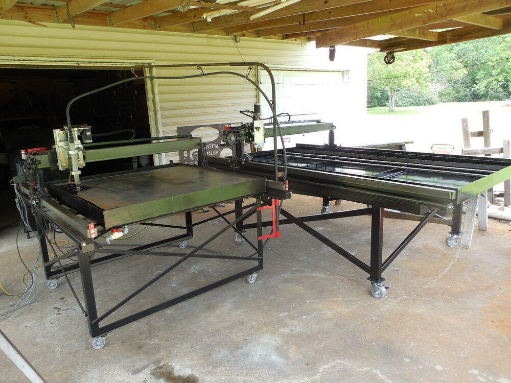 Best ideas about DIY Cnc Plasma Cutter Kits . Save or Pin DIY Plasma CNC Table Plans Shop tools plate marker Now.