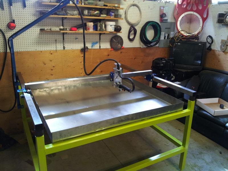 Best ideas about DIY Cnc Plasma Cutter Kits . Save or Pin DIY CNC Plasma Cutter Table Sale Review Now.