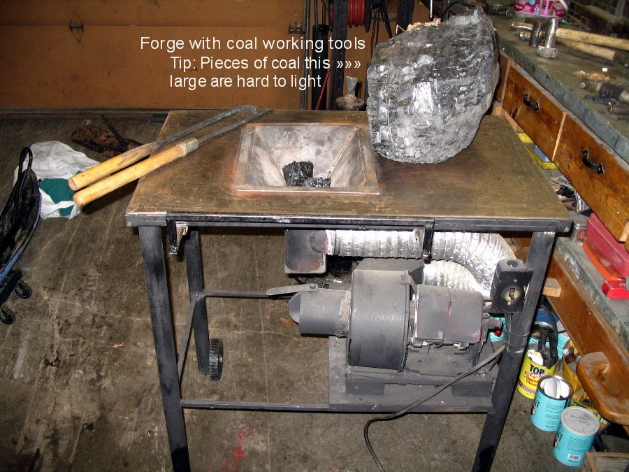 Best ideas about DIY Coal Forge Plans . Save or Pin Homemade Coal Forge on a bud Alaska Blacksmith Now.