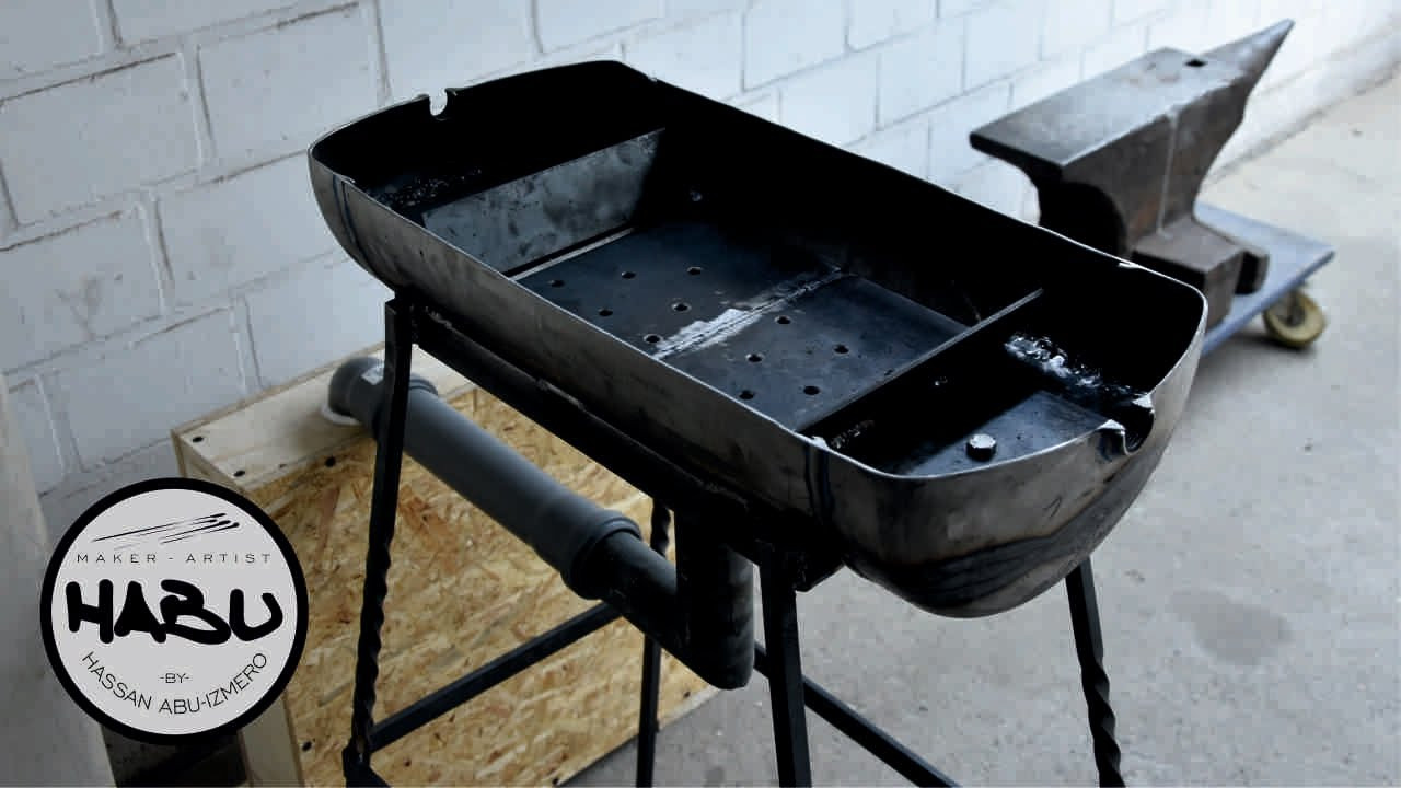 Best ideas about DIY Coal Forge Plans . Save or Pin DIY Now.