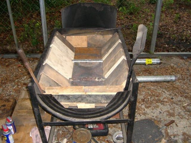 Best ideas about DIY Coal Forge Plans . Save or Pin Image result for Blacksmith Coal Forge Plans Now.