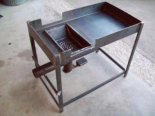 Best ideas about DIY Coal Forge Plans . Save or Pin Tabletop Coal Forge metal working Now.