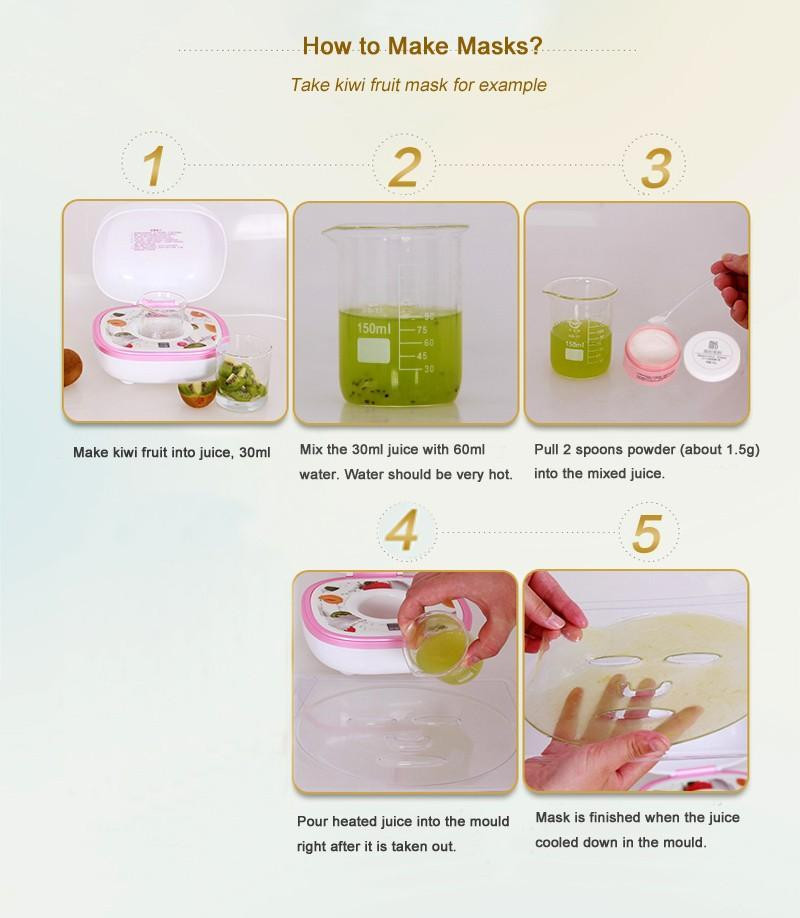 Best ideas about DIY Collagen Mask . Save or Pin Collagen Powder 30G Accessories For Diy Fruit Facial Mask Now.