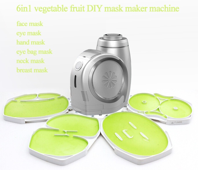 Best ideas about DIY Collagen Mask . Save or Pin 6in1 ve able fruit DIY mask maker machine Pure natural Now.