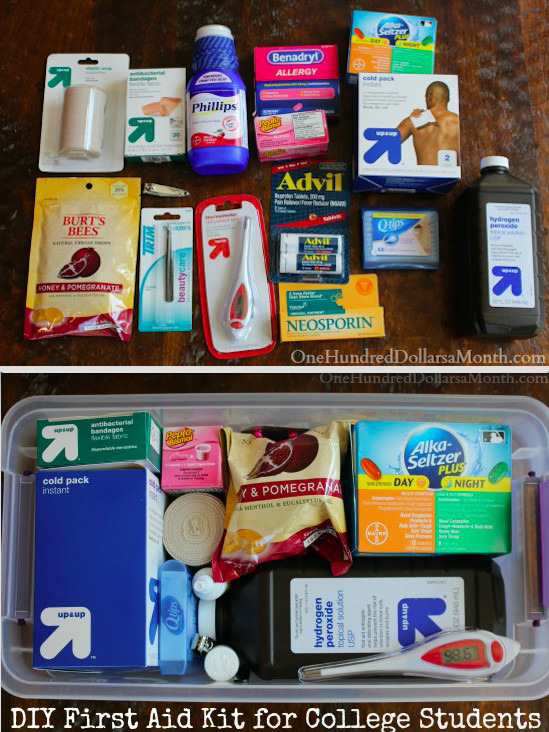 Best ideas about DIY College Survival Kit . Save or Pin 19 DIY Survival Kits For All The Worst Case Scenarios Now.