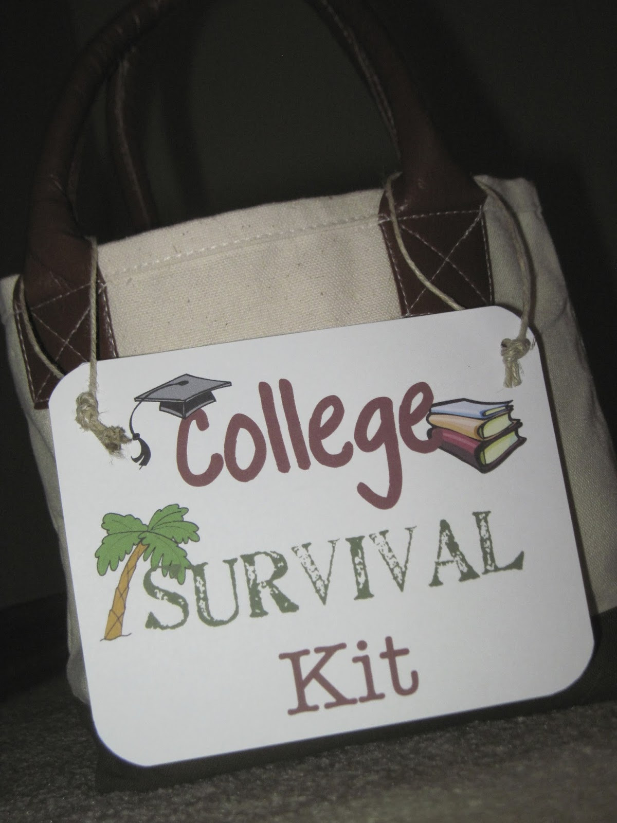 """Best ideas about DIY College Survival Kit . Save or Pin A place for all things """"bizzy"""" DIY College Survival Kit Now."""