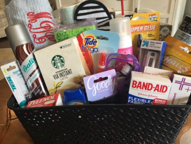 Best ideas about DIY College Survival Kit . Save or Pin DIY College Survival Kit Now.