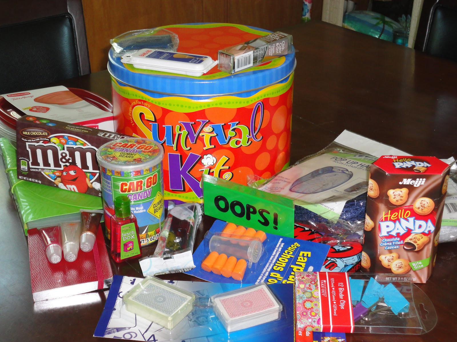 Best ideas about DIY College Survival Kit . Save or Pin All Grown Up Parties DIY College Survival Kit Now.