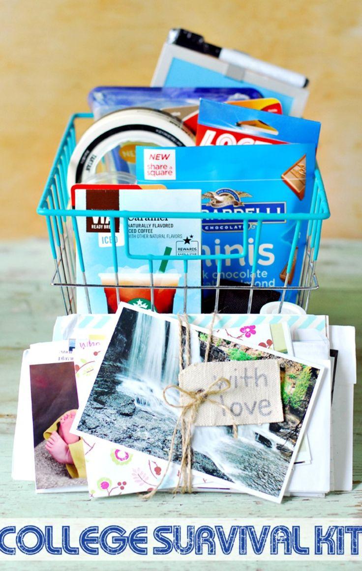 Best ideas about DIY College Survival Kit . Save or Pin 1000 ideas about College Survival Kits on Pinterest Now.
