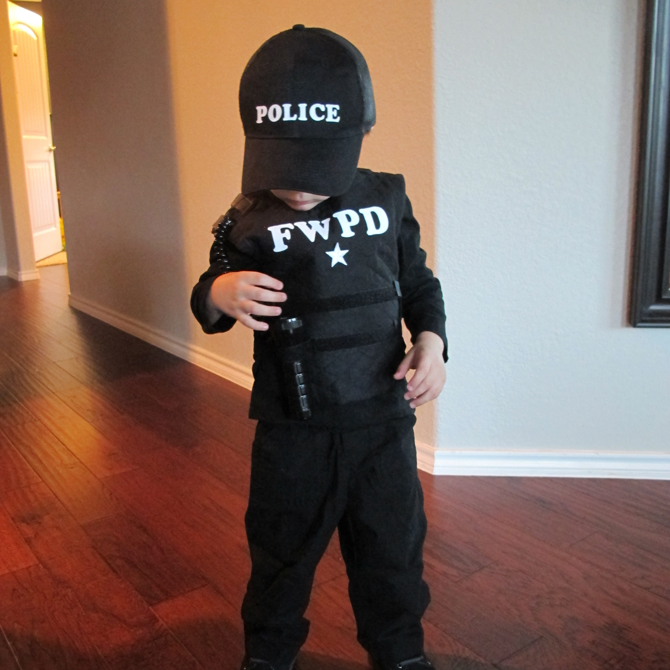 The Top 20 Ideas About Diy Cop Costume Best Collections