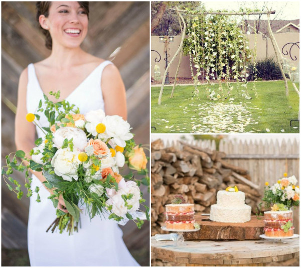 Best ideas about DIY Country Wedding . Save or Pin DIY Backyard Wedding Ideas 2014 Wedding Trends Part 2 Now.