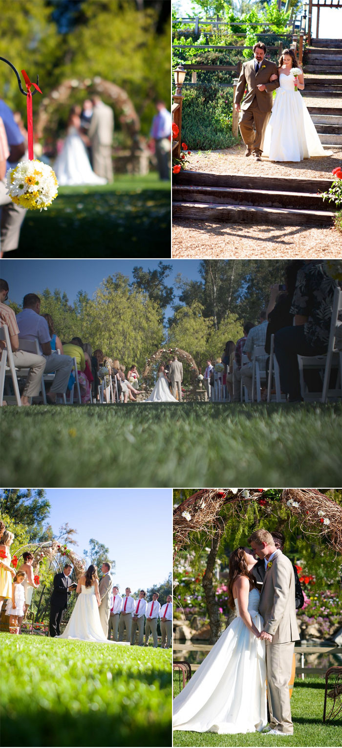Best ideas about DIY Country Wedding . Save or Pin DIY Wine Country Wedding Now.