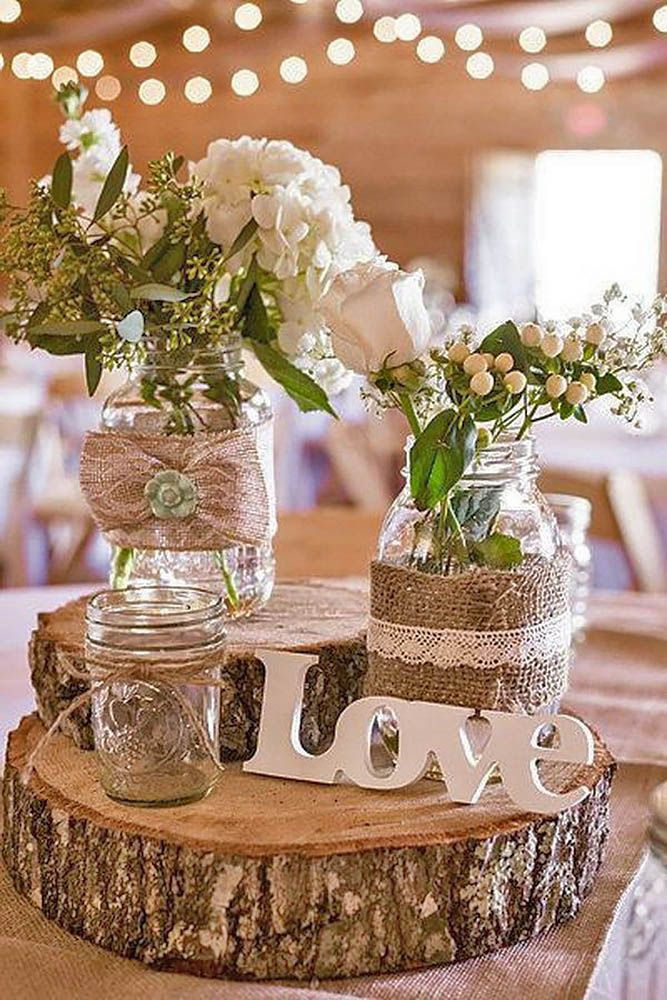 Best ideas about DIY Country Wedding . Save or Pin Best 25 Rustic Wedding Decorations ideas on Pinterest Now.