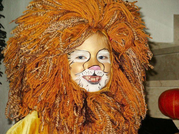 Best ideas about DIY Cowardly Lion Costume . Save or Pin cowardly lion costume homemade Google Search Now.
