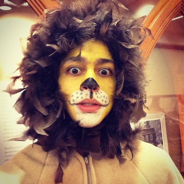 Best ideas about DIY Cowardly Lion Costume . Save or Pin Cowardly Lion Now.