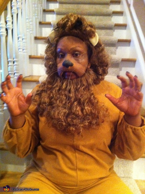 Best ideas about DIY Cowardly Lion Costume . Save or Pin The Wizard of Oz Halloween Costume Ideas Now.