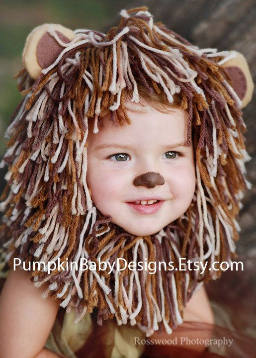 Best ideas about DIY Cowardly Lion Costume . Save or Pin Lion Mane Lion Costume Wizard of Oz Halloween Now.
