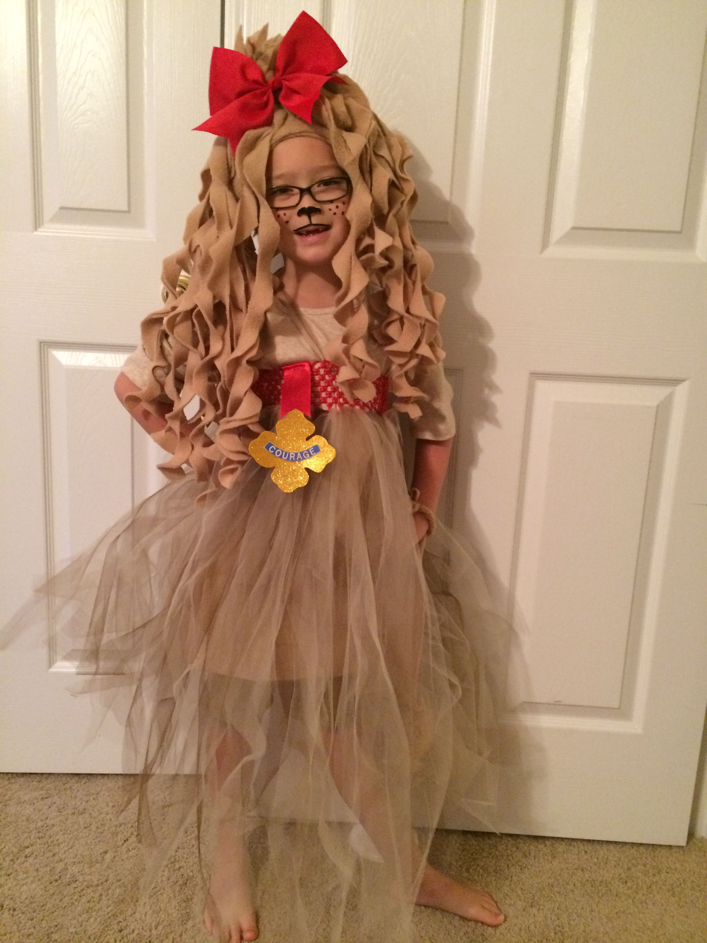 Best ideas about DIY Cowardly Lion Costume . Save or Pin Cowardly Lion costumes Now.
