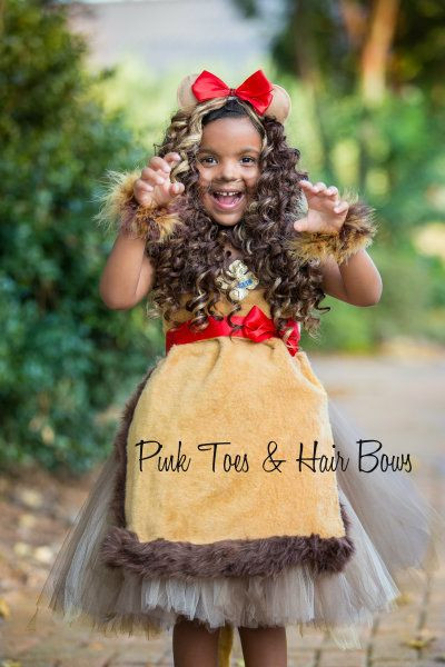 Best ideas about DIY Cowardly Lion Costume . Save or Pin Cowardly Lion Tutu Dress wizard if oz Now.