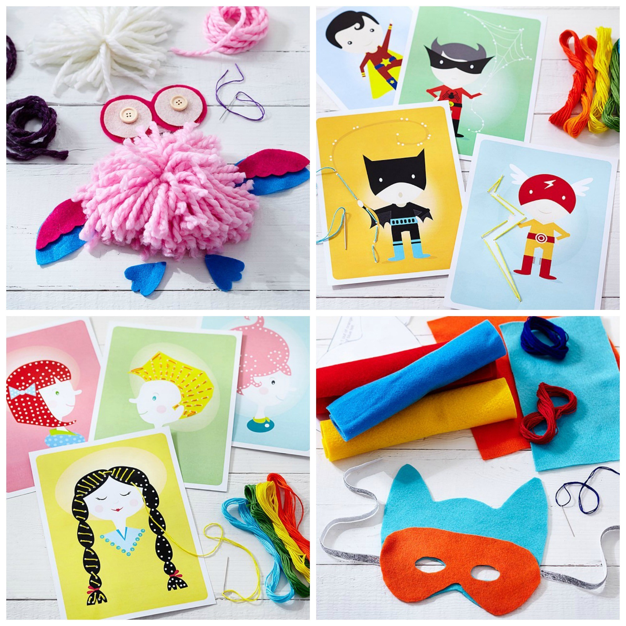 Best ideas about DIY Craft Kits For Kids . Save or Pin Pottery Barn Kids & Handmade Charlotte DIY Craft Kit Event Now.