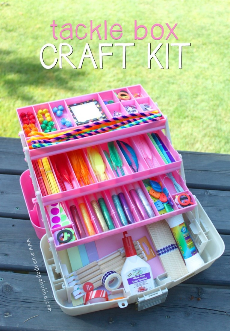 Best ideas about DIY Craft Kits For Kids . Save or Pin 20 DIY Craft Kits for Kids [ t ideas] – Tip Junkie Now.