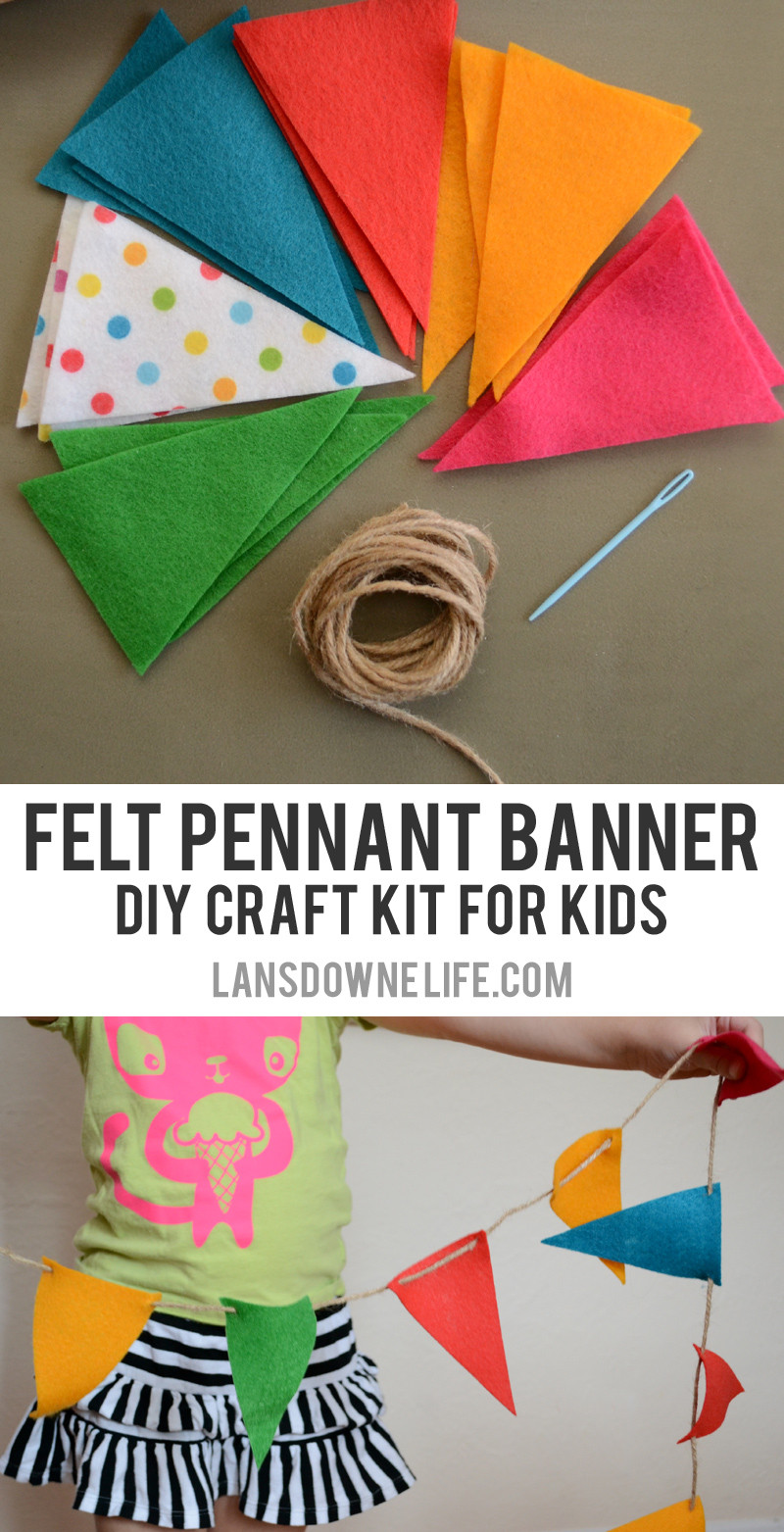Best ideas about DIY Craft Kits For Kids . Save or Pin Homemade Christmas Gifts for Kids Now.