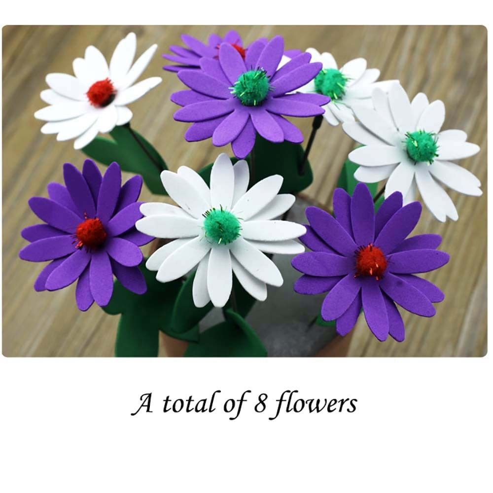 Best ideas about DIY Craft Kits For Kids . Save or Pin Handmade EVA Flower Pot Educational Toy Kids DIY Craft Now.