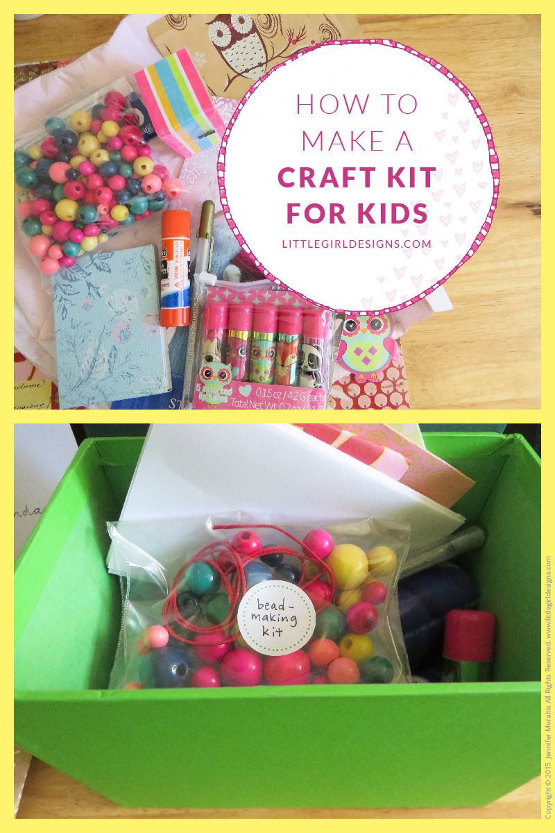 Best ideas about DIY Craft Kits For Kids . Save or Pin Best 25 Craft kits ideas on Pinterest Now.