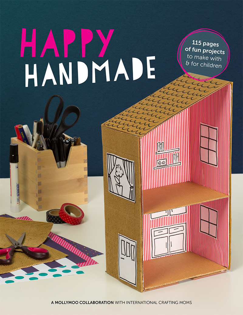 Best ideas about DIY Crafts For Kids . Save or Pin MollyMooCrafts Happy Handmade Craft eBook Now.