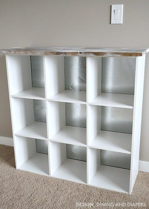 Best ideas about DIY Cube Organizer . Save or Pin DIY Cube Storage Makeover Taryn Whiteaker Now.