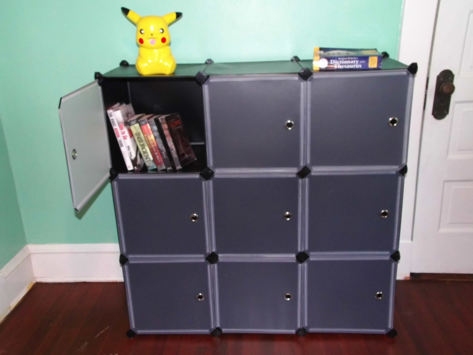 Best ideas about DIY Cube Organizer . Save or Pin With Open Eyes To See Songmics 3 Tier DIY Storage Cube Now.