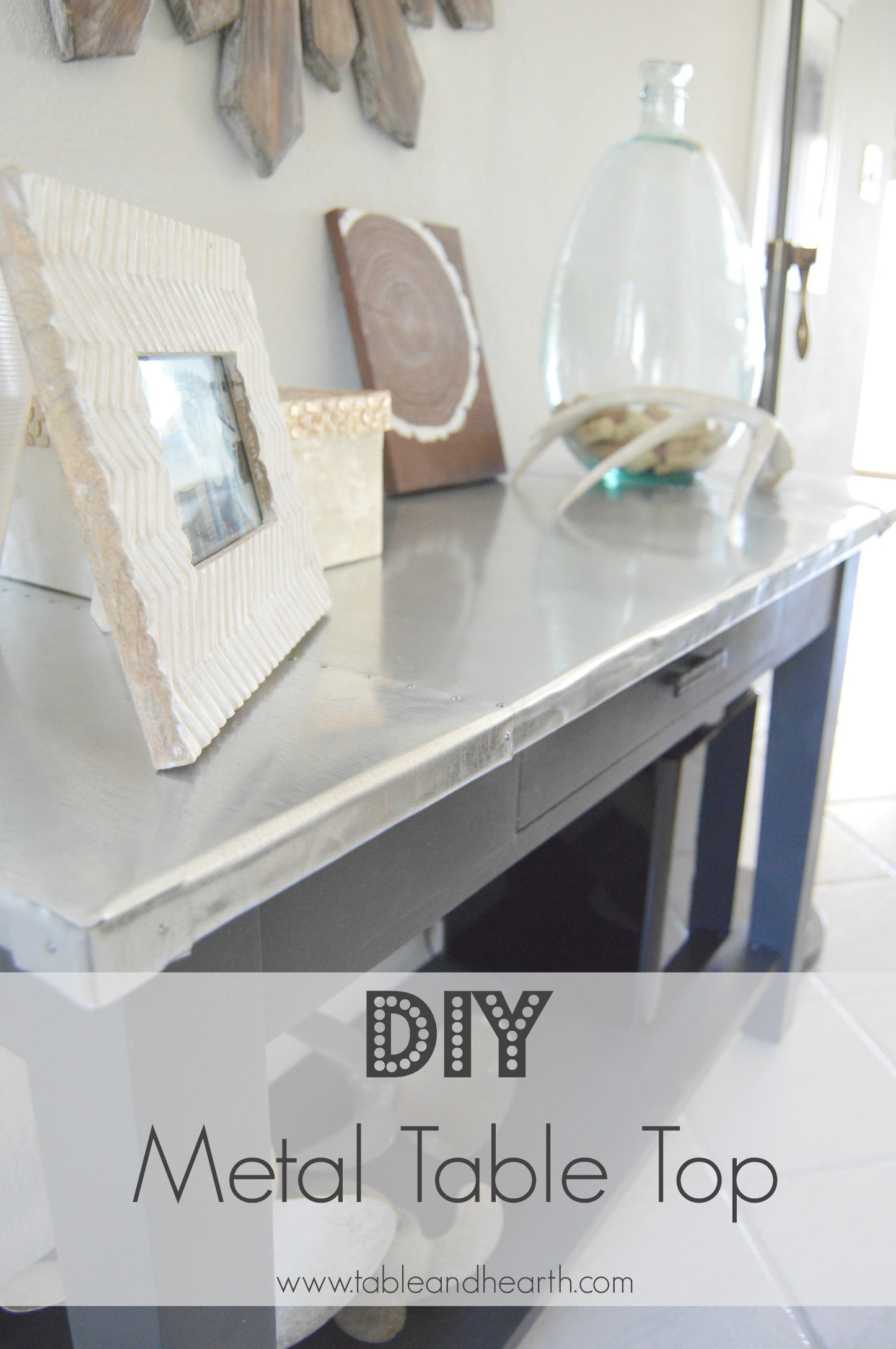 Best ideas about DIY D&D Table . Save or Pin Remodelaholic Now.