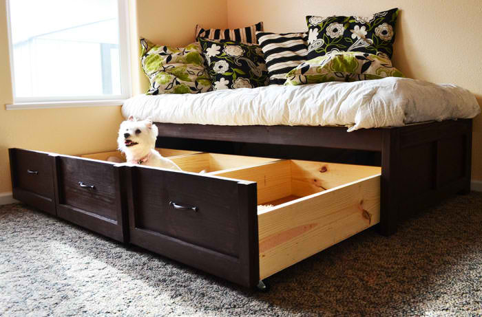 Best ideas about DIY Daybed Plans . Save or Pin Cheap Home Improvement Ideas You Can Do With A Hammer and Nail Now.