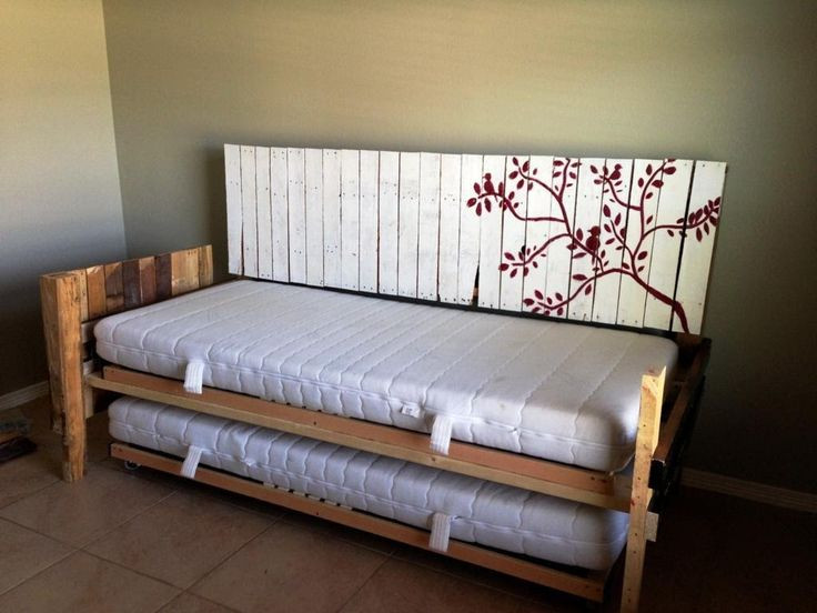Best ideas about DIY Daybed Plans . Save or Pin Diy Daybed Lowes Diy Daybed And Headboard Now.