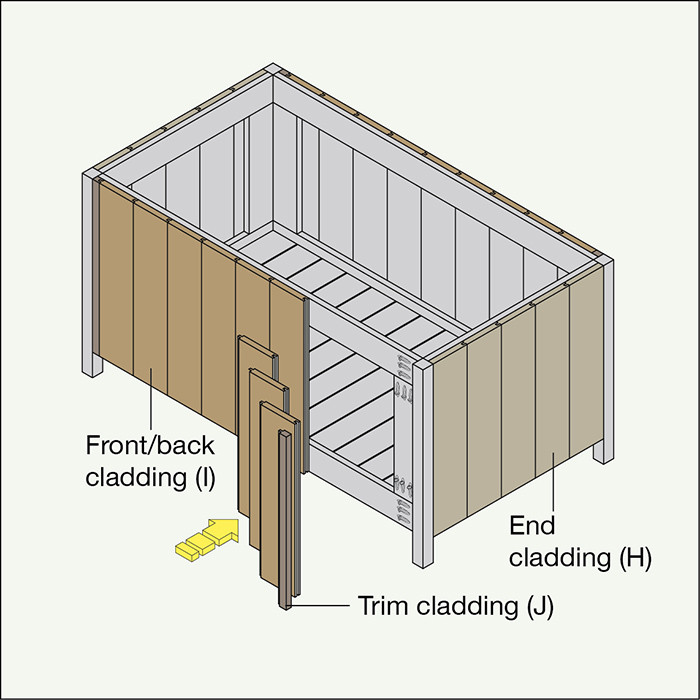 Best ideas about DIY Deck Box . Save or Pin Build a Deck Box Now.