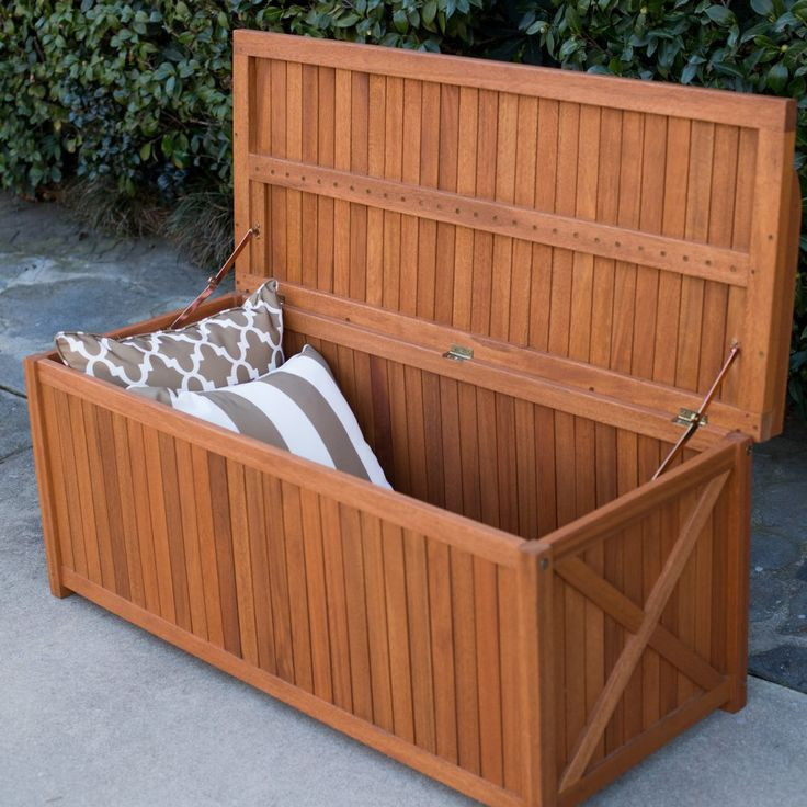 Best ideas about DIY Deck Boxes . Save or Pin Best 25 Deck box ideas on Pinterest Now.