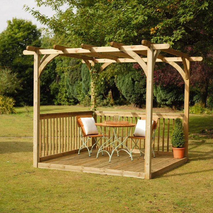 Best ideas about DIY Deck Kits . Save or Pin 1000 ideas about Pergola Kits on Pinterest Now.